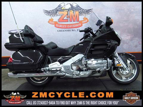 2010 Honda Gold Wing® Navi XM in Greensburg, Pennsylvania