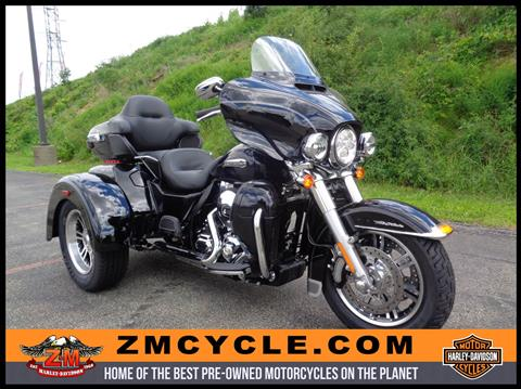2016 Harley-Davidson Tri Glide® Ultra in Greensburg, Pennsylvania