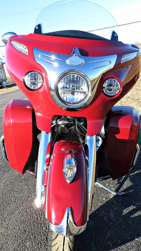 2015 Indian ROADMASTER in Marengo, Illinois