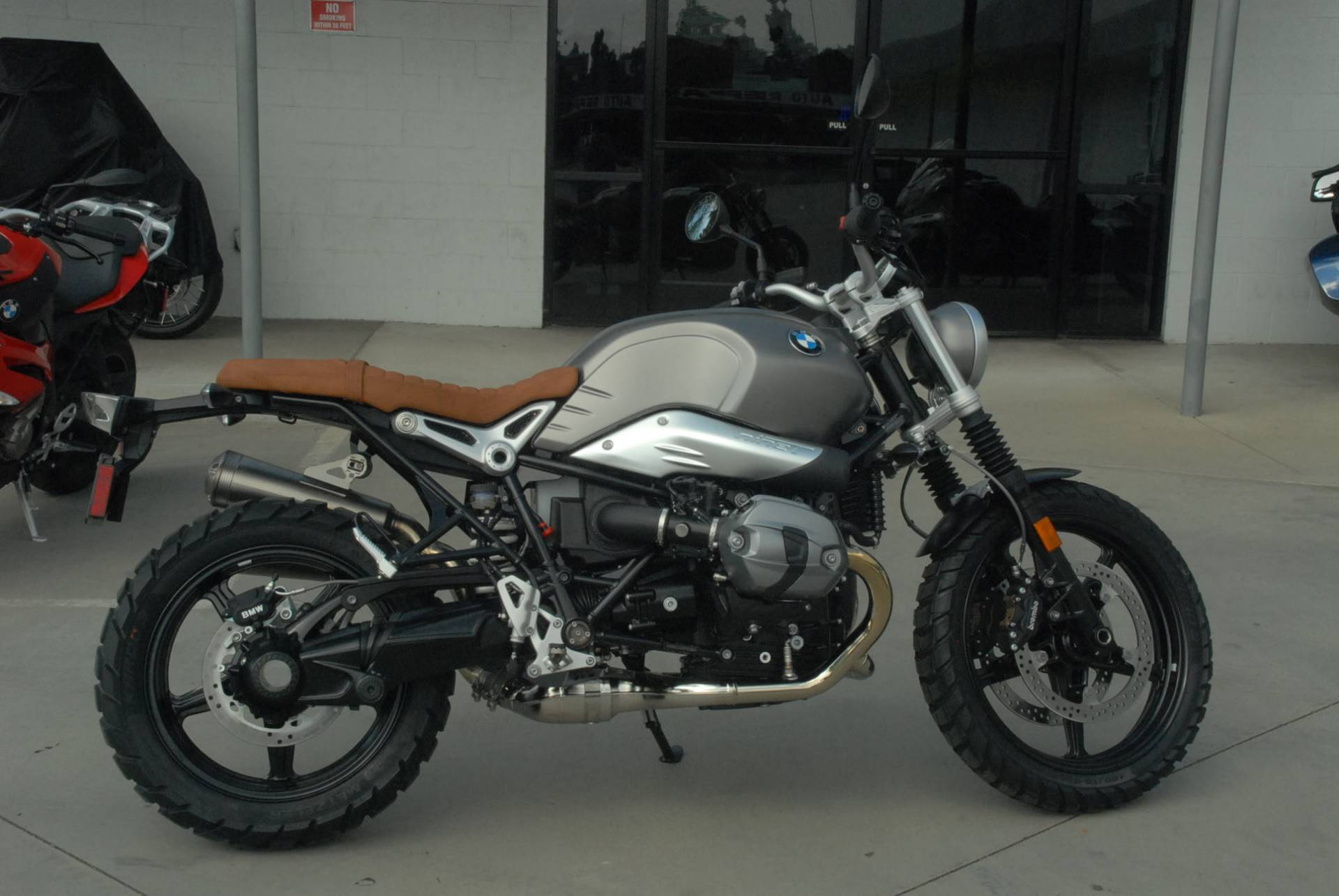 Brown Motor Works Bmw Motorcycles Pomona Ca New And