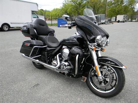 2015 Harley-Davidson Ultra Limited Low in Springfield, Massachusetts