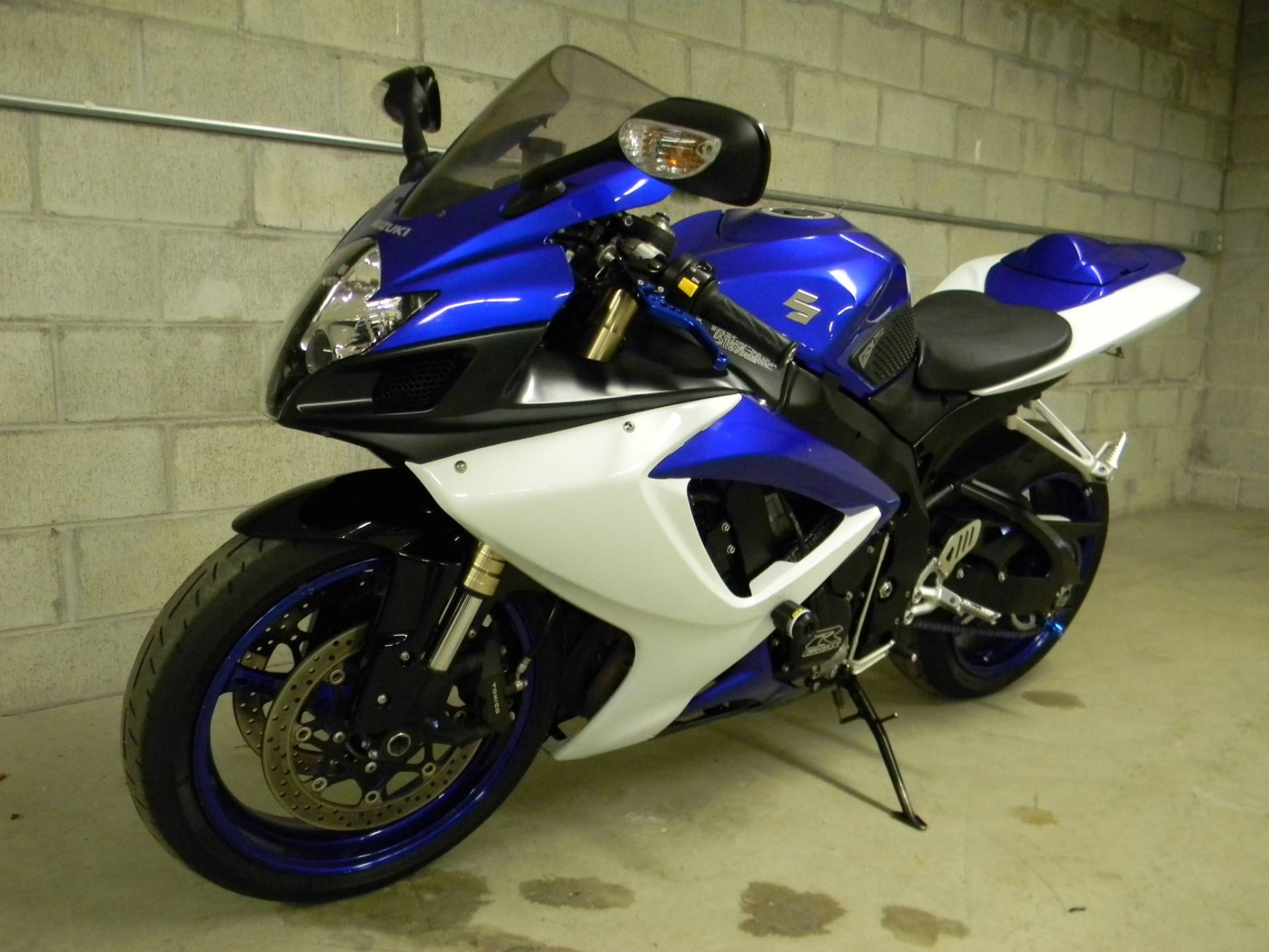 2006 Suzuki GSX-R600™ in Springfield, Massachusetts