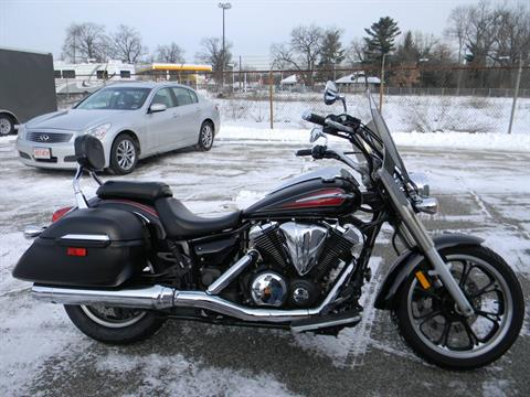 2014 Yamaha V Star 950 Tourer in Springfield, Massachusetts
