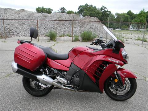 2014 Kawasaki Concours® 14 ABS in Springfield, Massachusetts