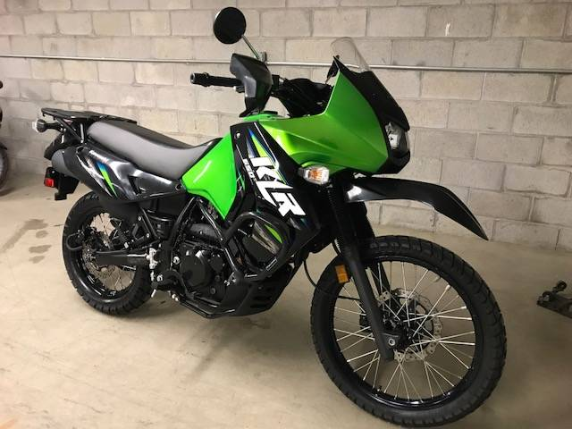 2013 Kawasaki KLR™650 in Springfield, Massachusetts