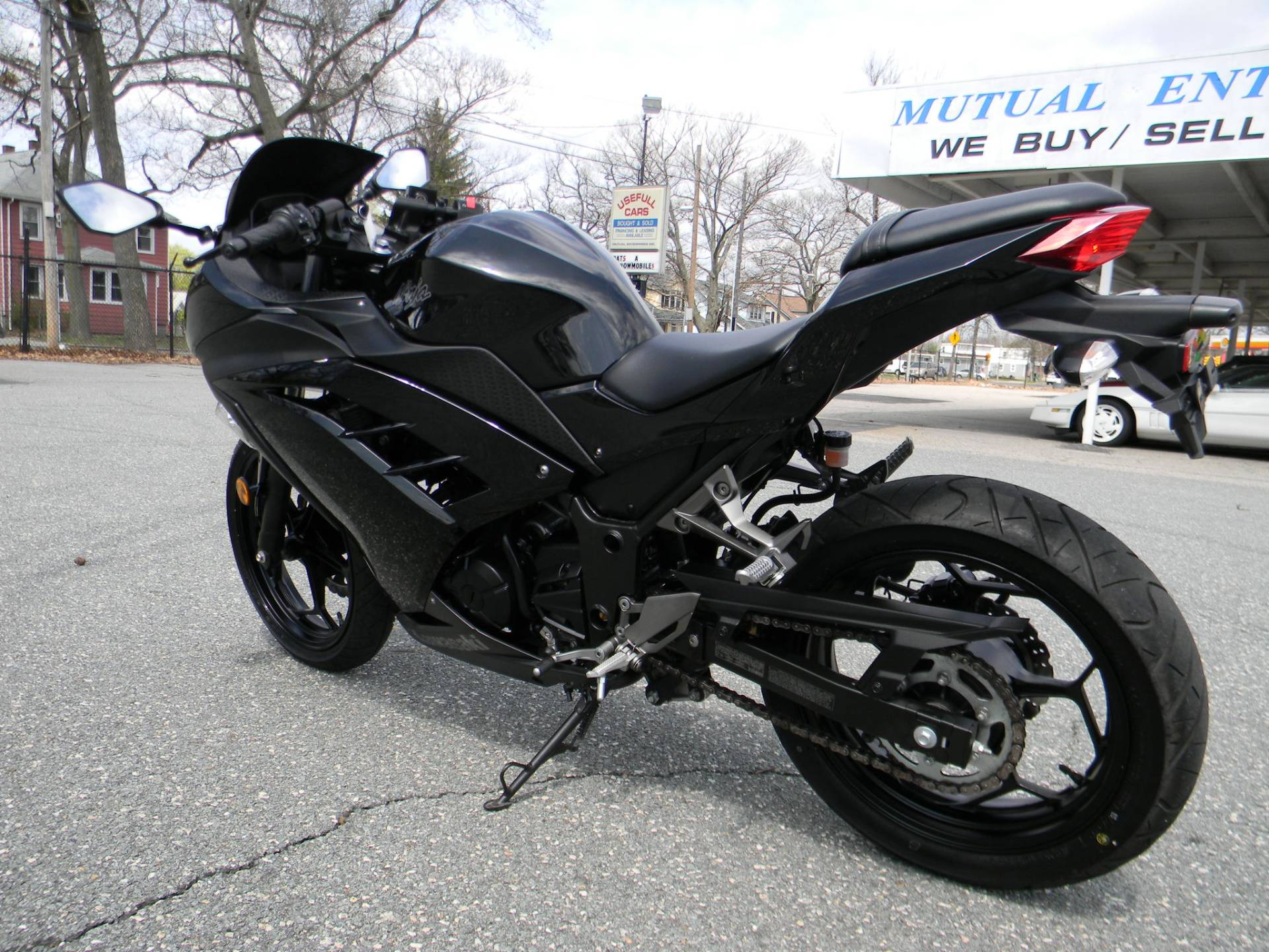2013 Kawasaki Ninja® 300 in Springfield, Massachusetts
