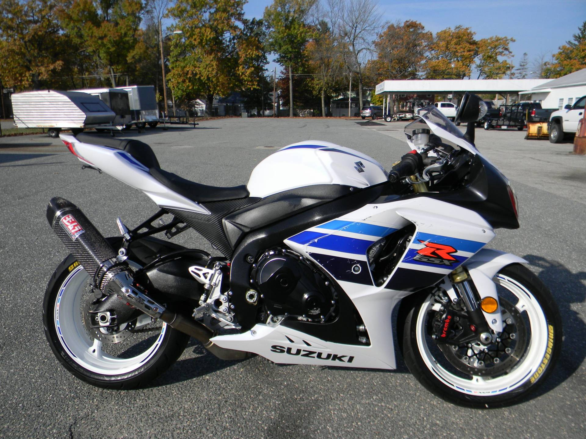 2013 Suzuki GSX-R1000™ 1 Million Commemorative Edition in Springfield, Massachusetts