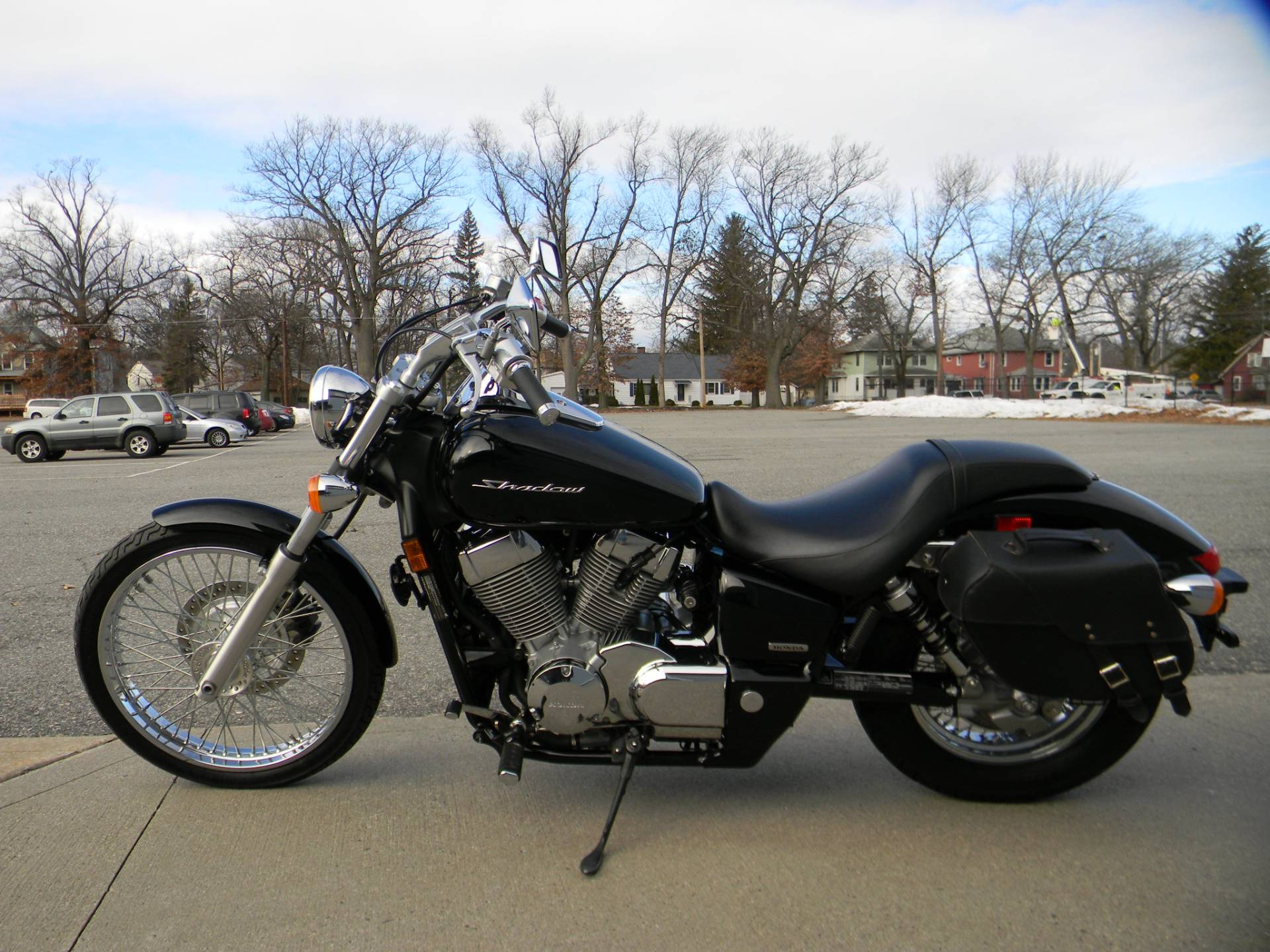 2013 Honda Shadow® Spirit 750 in Springfield, Massachusetts