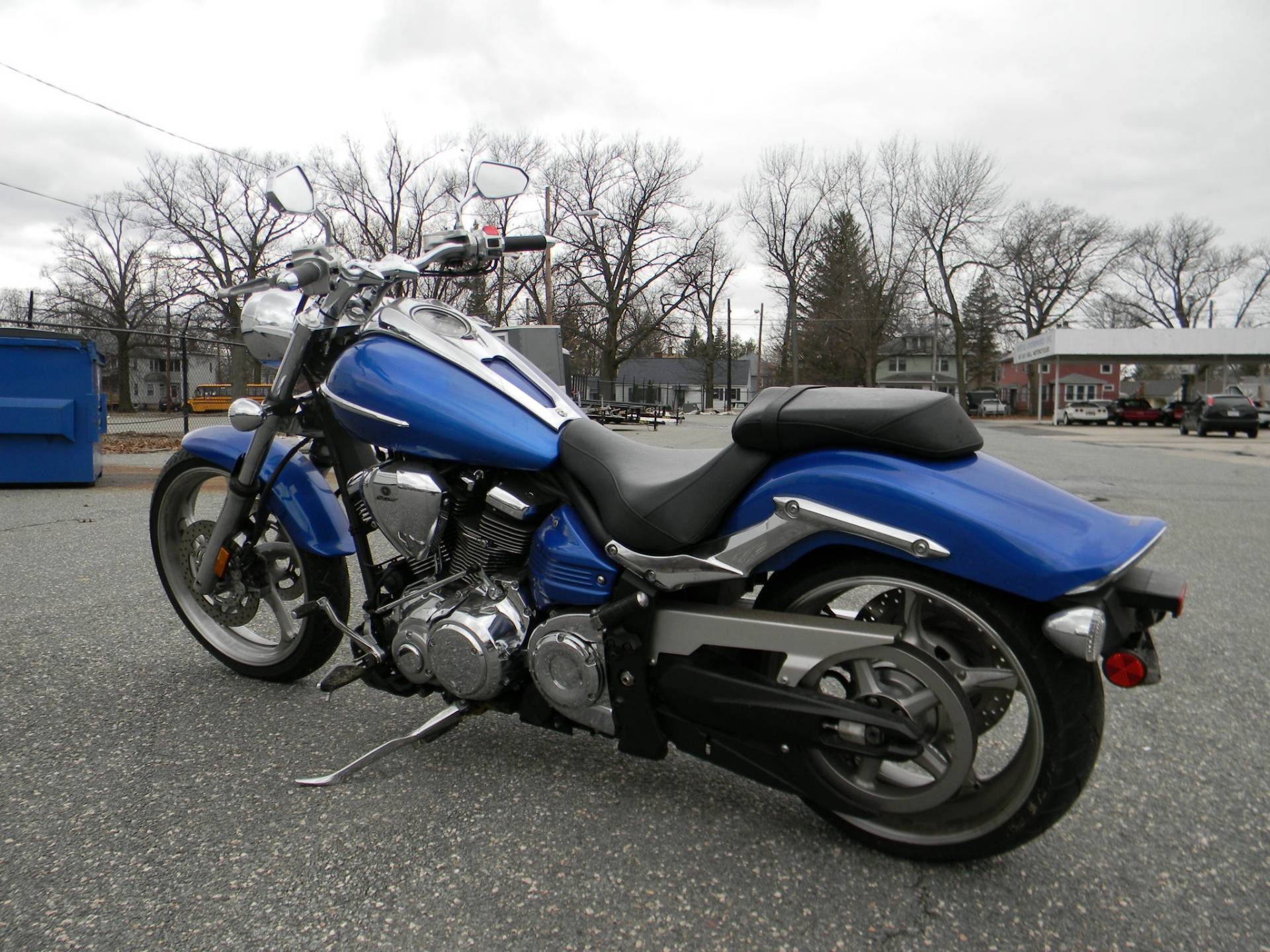2008 Yamaha Raider in Springfield, Massachusetts