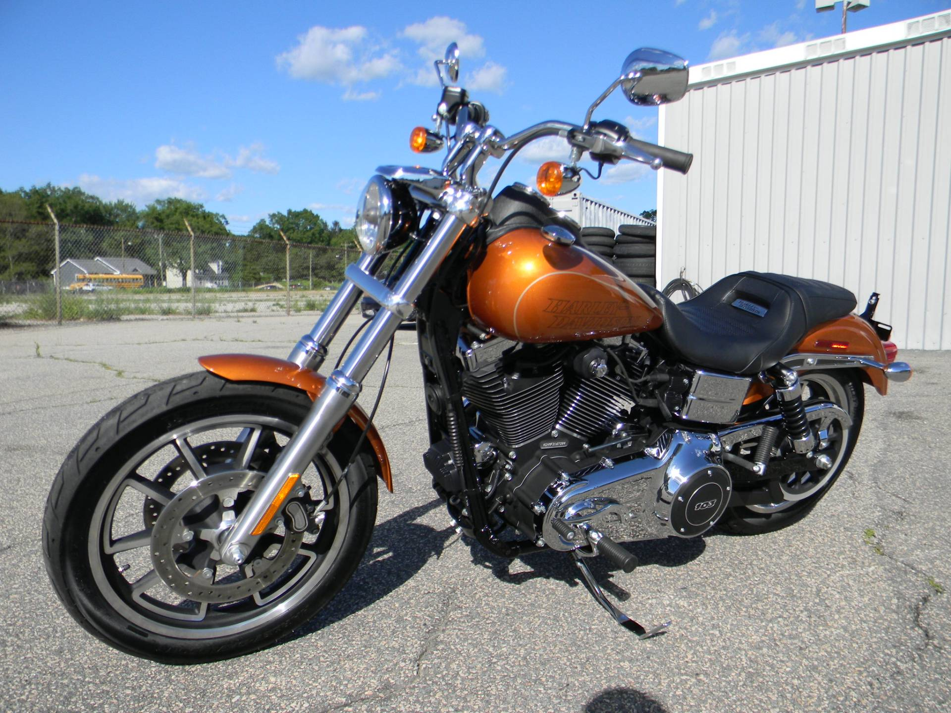 2015 Harley-Davidson Low Rider® in Springfield, Massachusetts
