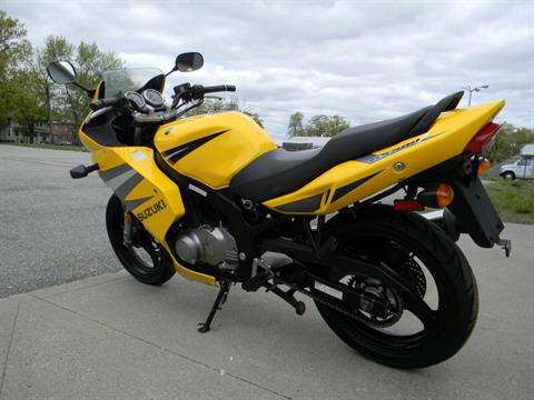 2004 Suzuki GS500F in Springfield, Massachusetts