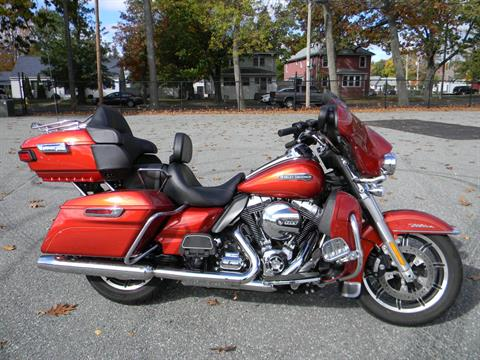 2014 Harley-Davidson Electra Glide® Ultra Classic® in Springfield, Massachusetts