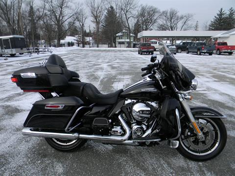 2015 Harley-Davidson Electra Glide® Ultra Classic® in Springfield, Massachusetts