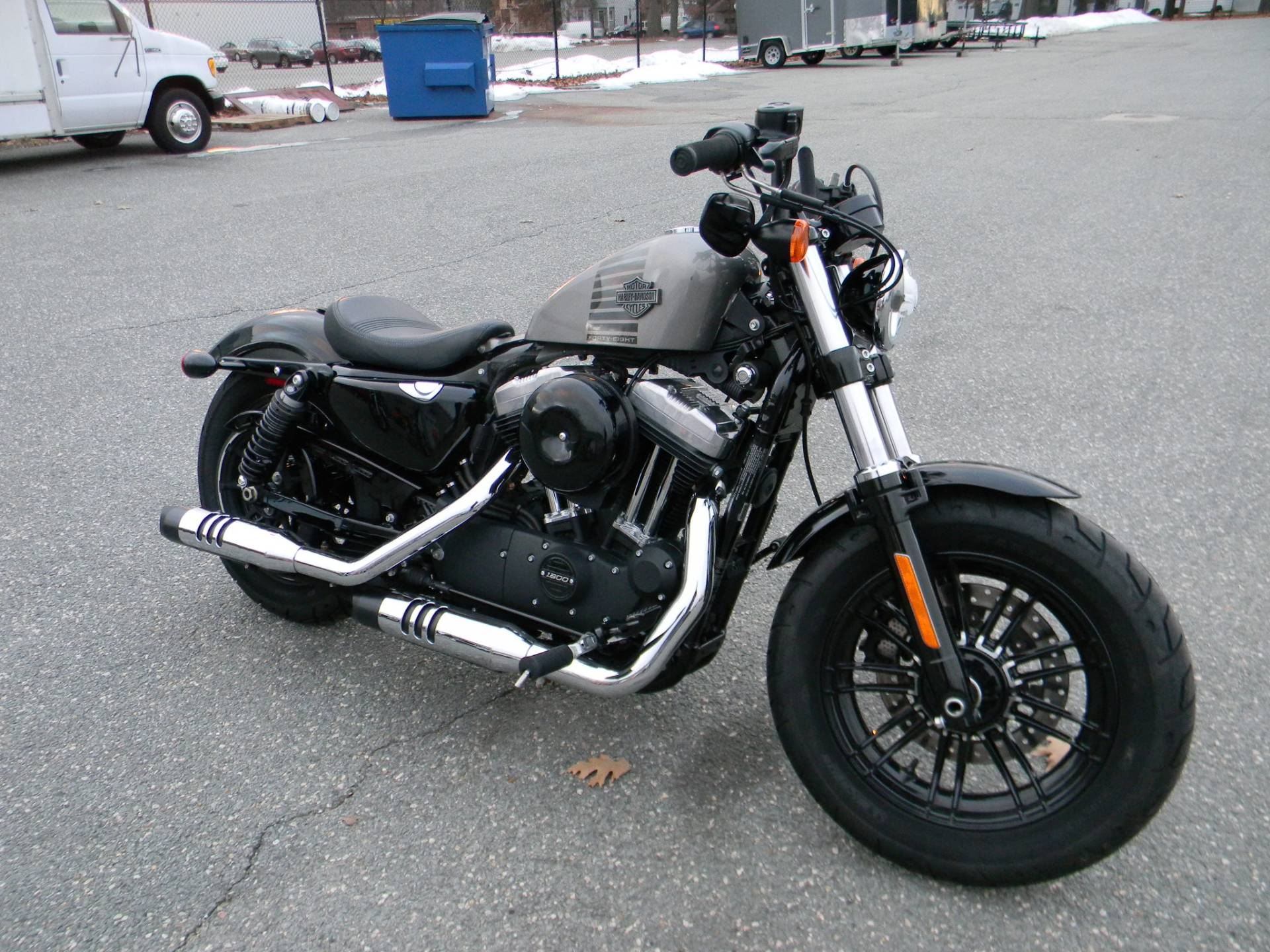 2016 Harley-Davidson Forty-Eight® in Springfield, Massachusetts