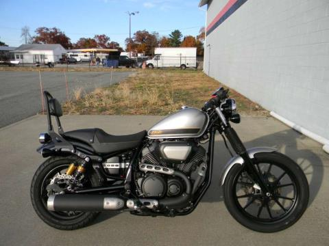 2015 Yamaha Bolt C-Spec in Springfield, Massachusetts