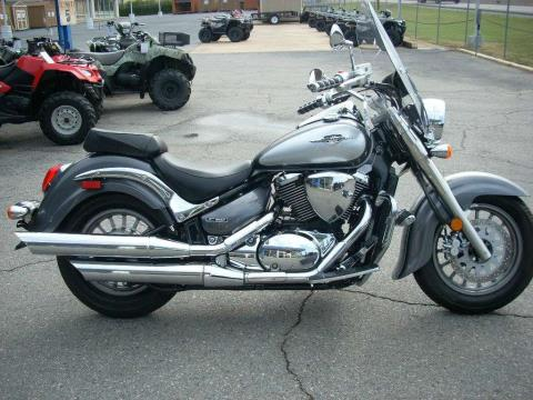 2009 Suzuki Boulevard C50 Special Edition in Little Rock, Arkansas
