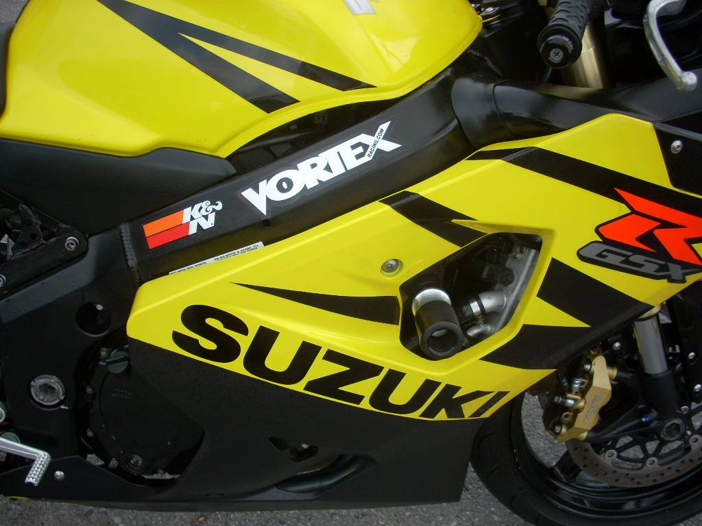 2005 Suzuki GSX-R600 in Little Rock, Arkansas