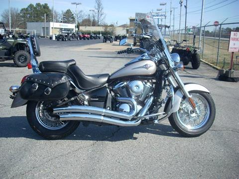 2011 Kawasaki Vulcan® 900 Classic LT in Little Rock, Arkansas