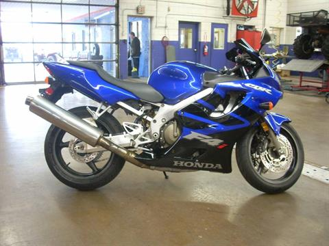 2006 Honda CBR®600F4i in Little Rock, Arkansas