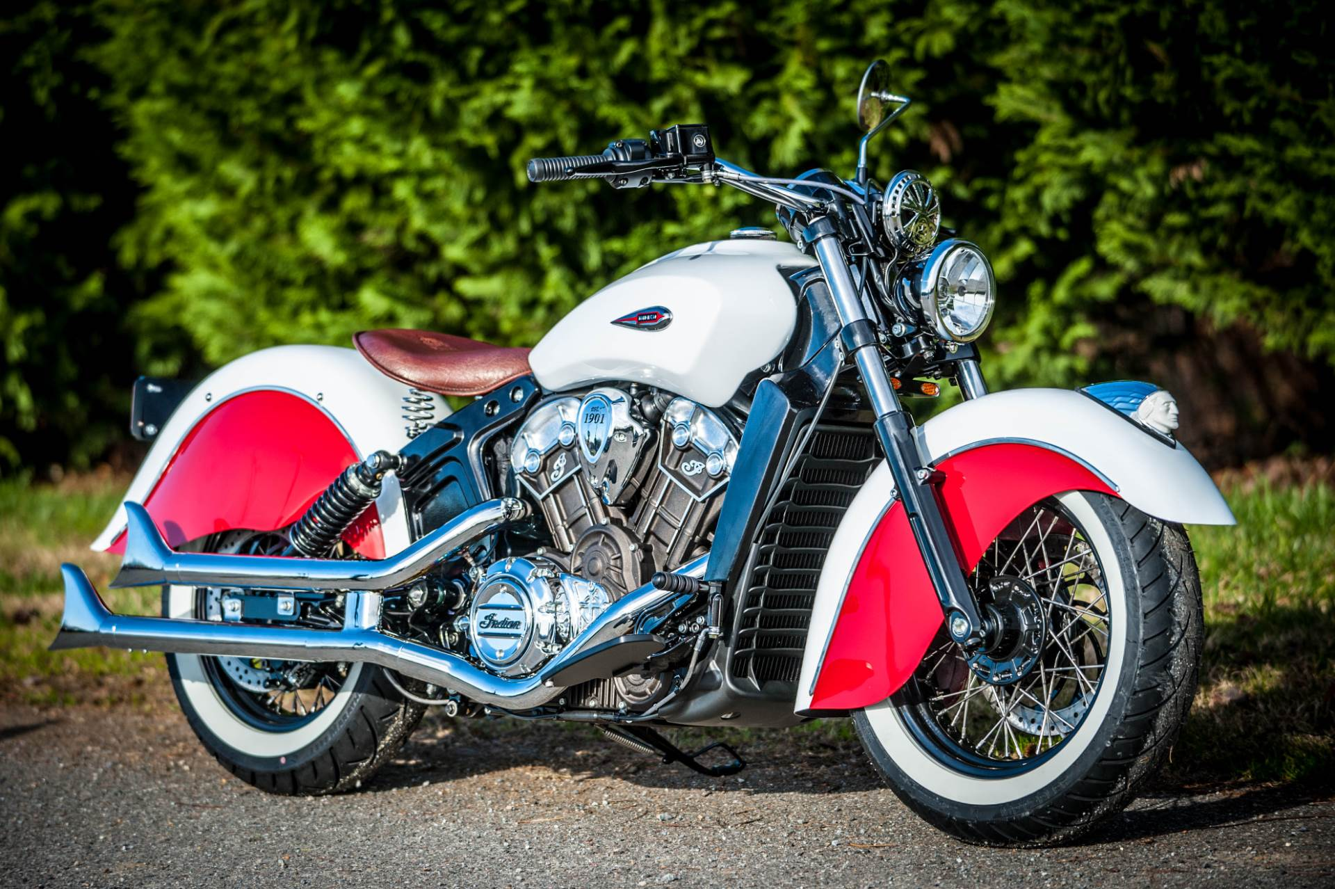 2016 Indian Scout Fusion - Award Winner in Lowell, North Carolina