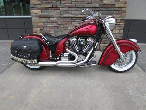2003 Indian Indian Chief Roadmaster Custom in Lowell, North Carolina