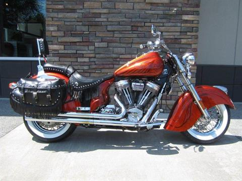 2003 Indian Chief Vintage Custom in Lowell, North Carolina