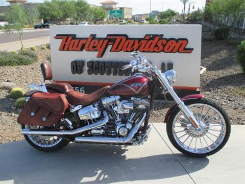 2013 Harley-Davidson CVO™ Breakout® in Scottsdale, Arizona