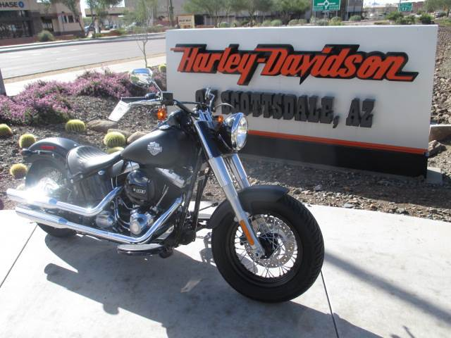 2017 Harley-Davidson Softail Slim® in Scottsdale, Arizona