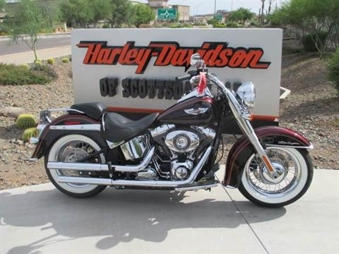 2015 Harley-Davidson Softail® Deluxe in Scottsdale, Arizona