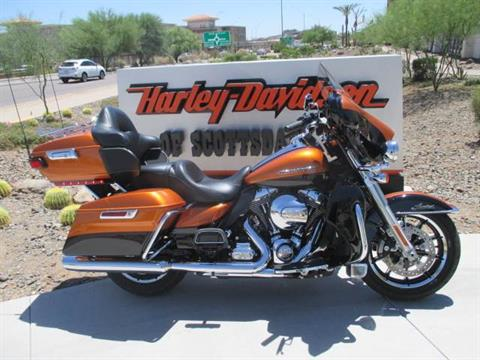 2015 Harley-Davidson Ultra Limited in Scottsdale, Arizona