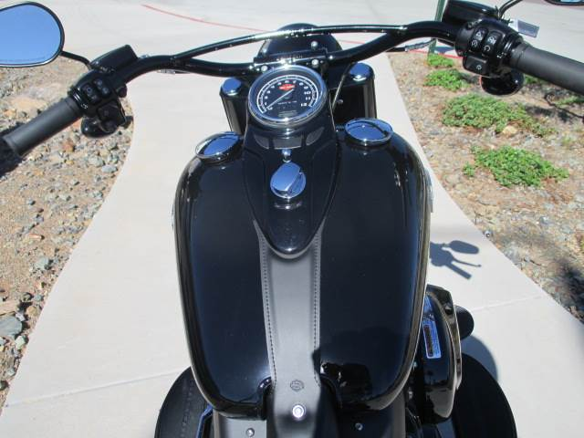 2017 Harley-Davidson Softail Slim® S in Scottsdale, Arizona