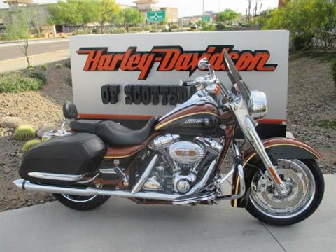 2008 Harley-Davidson CVO™ Screamin' Eagle® Road King® in Scottsdale, Arizona