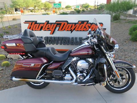 2014 Harley-Davidson Ultra Limited in Scottsdale, Arizona