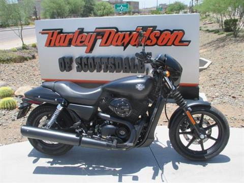 2015 Harley-Davidson Street™ 500 in Scottsdale, Arizona