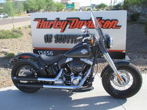 2016 Harley-Davidson Softail Slim® in Scottsdale, Arizona