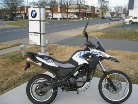 2012 BMW G 650 GS Sertão in Gaithersburg, Maryland
