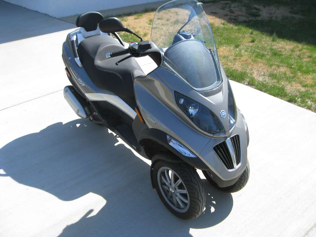 2009 Piaggio MP3 250 in Gaithersburg, Maryland
