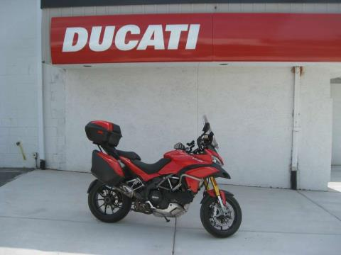 2010 Ducati Multistrada 1200 S in Gaithersburg, Maryland