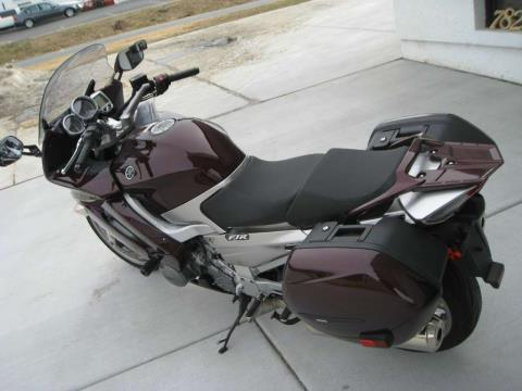 2007 Yamaha FJR 1300A in Gaithersburg, Maryland