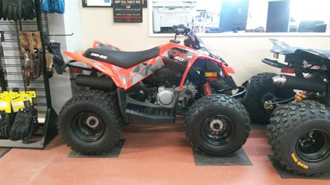 2017 Can-Am DS 90 in Chesapeake, Virginia