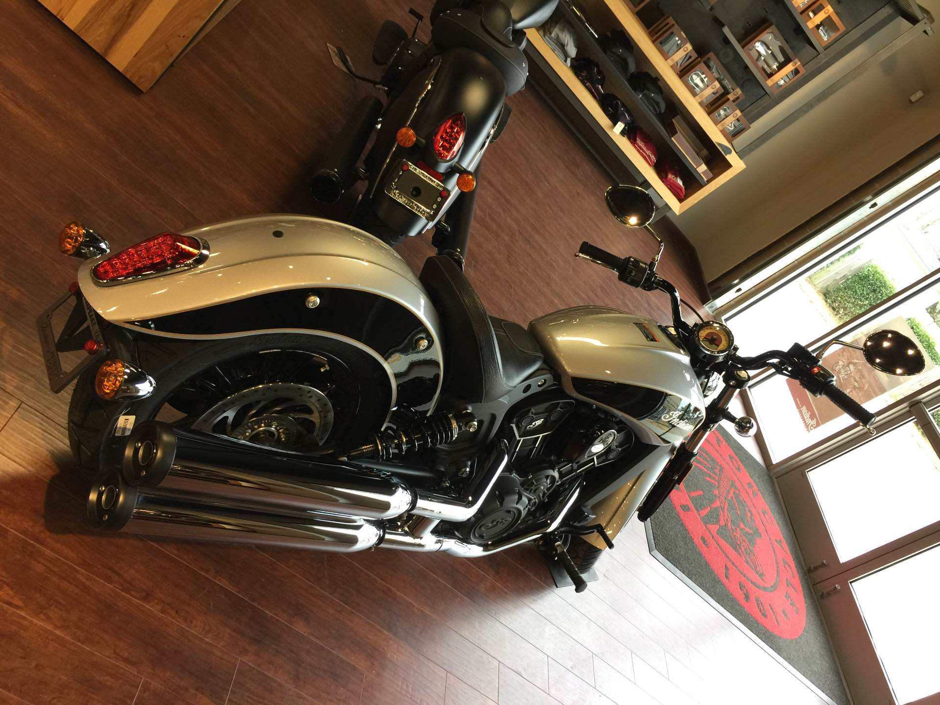 2017 Indian Scout® Sixty ABS in Chesapeake, Virginia