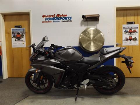 2016 Yamaha YZF-R3 in Lewiston, Maine