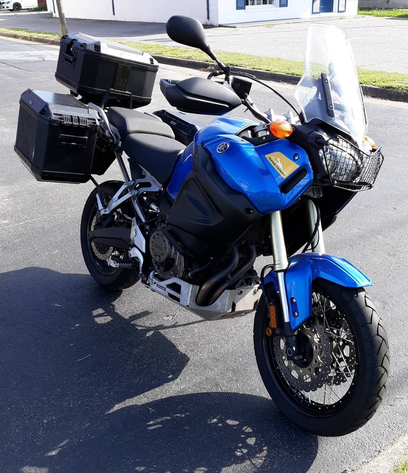 2012 Yamaha Super Ténéré in Virginia Beach, Virginia - Photo 1
