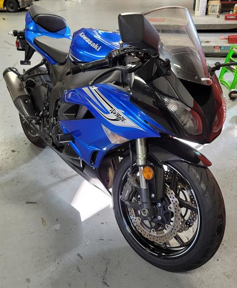 2011 Kawasaki Ninja® ZX™-6R in Virginia Beach, Virginia - Photo 1