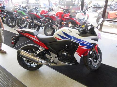 2015 Honda CBR 500 1R in Virginia Beach, Virginia