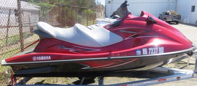 2014 Yamaha VX Cruiser® in Virginia Beach, Virginia