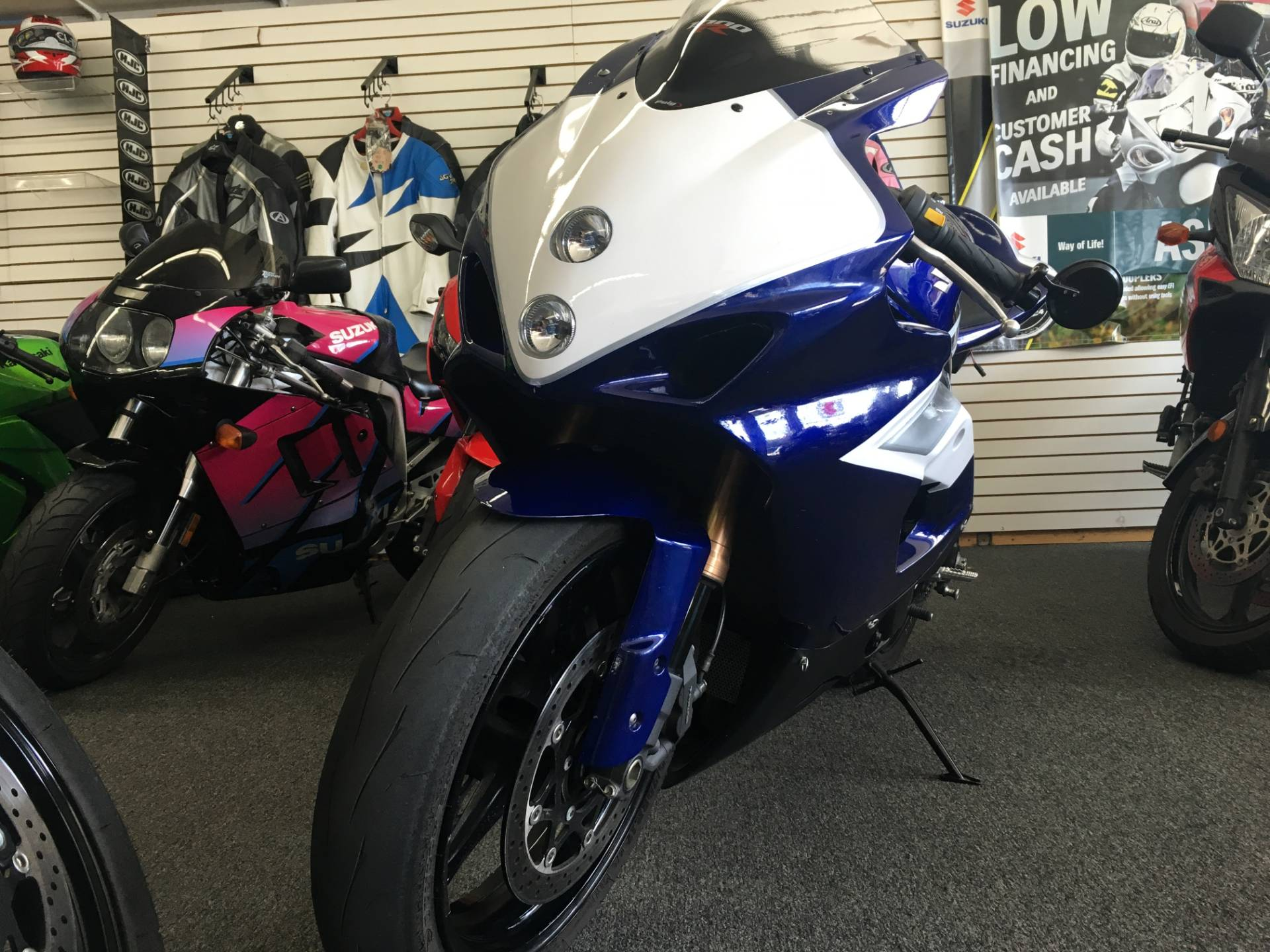 2005 Suzuki GSX-R 1000 in Van Nuys, California