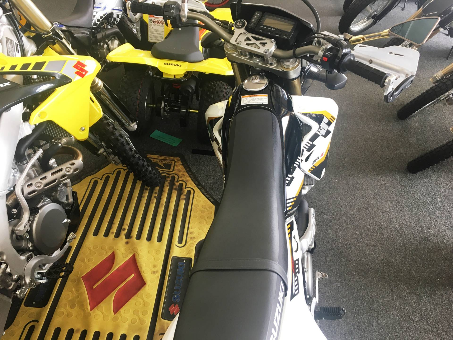 2015 Suzuki DR-Z400SM in Van Nuys, California