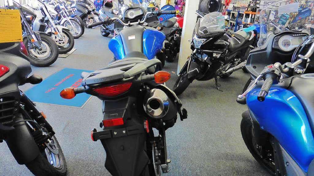 2015 Suzuki V-Strom 650 ABS in Van Nuys, California