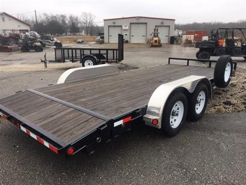 2015 PJ Trailers CC5182 in Kansas City, Kansas